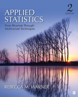 Applied Statistics By Warner, Rebecca M.